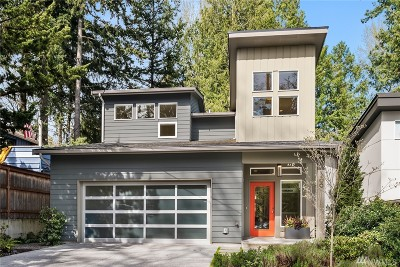 King County Single Family Home For Sale: 3200 NE 117th St
