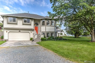 Coupeville Single Family Home Pending Inspection: 561 N Fort Ebey Rd