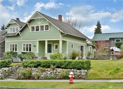 Langley Single Family Home Sold: 475 1st St