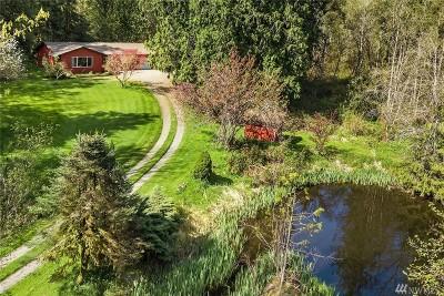 Carnation Single Family Home For Sale: 6403 Tolt River Rd NE