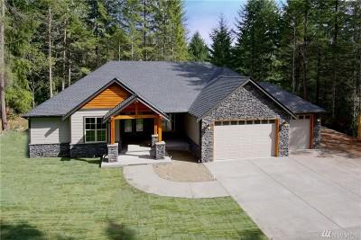 Graham WA Single Family Home For Sale: $635,000