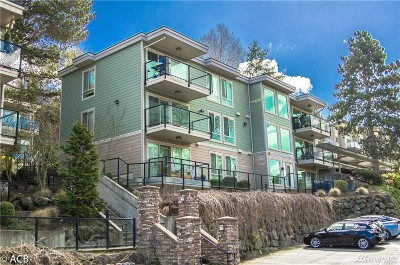 Condo/Townhouse Sold: 3208 81st Place SE #D202