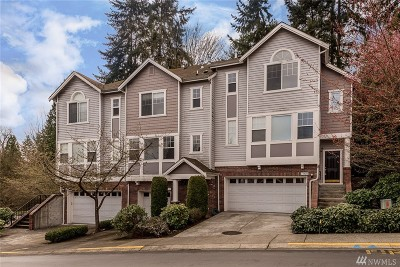 Woodinville Condo/Townhouse For Sale: 15409 135th Place NE #30C