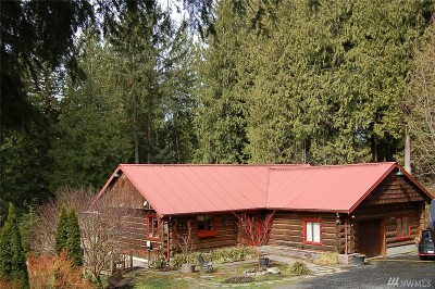 Snohomish Single Family Home For Sale: 818 175th Ave NE