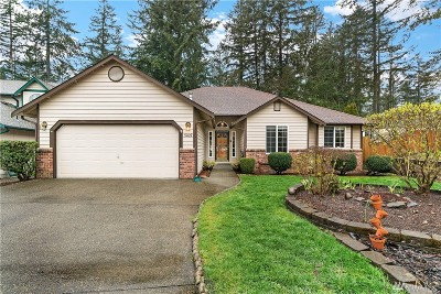 Lacey Single Family Home For Sale: 3009 Hanna Ct NE