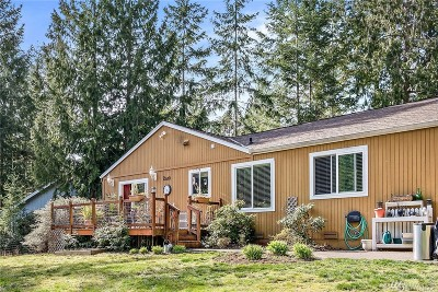 Grapeview Single Family Home For Sale: 510 E Madrona Pkwy