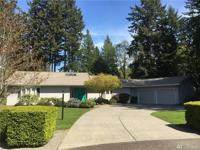 Puyallup Single Family Home Contingent: 3908 25th Av Ct SE