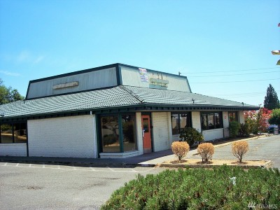 Bremerton Commercial For Sale: 3558 Wheaton Wy