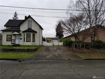 Puyallup Single Family Home For Sale: 304 4th St NE