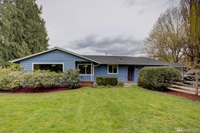 Carnation, Duvall, Fall City Single Family Home For Sale: 5625 Carnation Duvall Rd NE