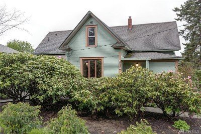 Bellingham Single Family Home For Sale: 2314 Harris Ave