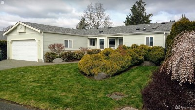 Mobile Home Sold: 8048 18th Lane SE #137