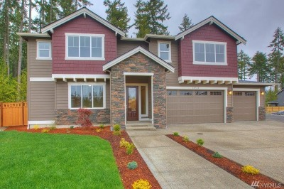 Bonney Lake Single Family Home For Sale: 18617 133rd St Ct E
