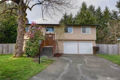 Lacey Single Family Home For Sale: 4408 Montclair Dr SE