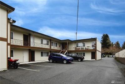 Everett Multi Family Home For Sale: 3304 Nassau St