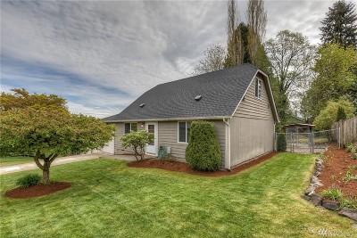 Kirkland Single Family Home For Sale: 9911 NE 140th St