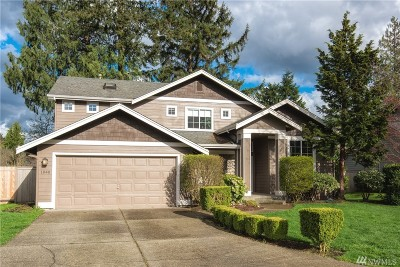 North Bend WA Single Family Home For Sale: $679,000