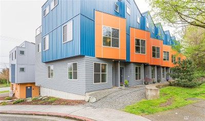 Seattle Single Family Home For Sale: 2379 Harbor Ave SW