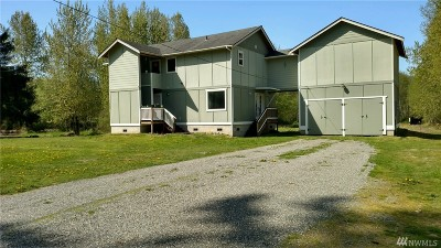 Sedro Woolley Single Family Home For Sale: 8362 Robinson Rd