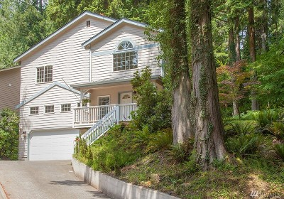 Bellingham Single Family Home For Sale: 113 Polo Park Dr