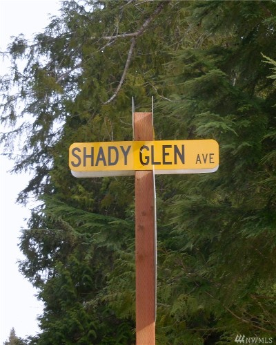 Point Roberts Residential Lots & Land For Sale: Shady Glen Avenue