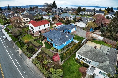 Everett Single Family Home For Sale: 918 Colby Ave