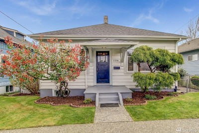 Single Family Home Sold: 1206 McKenzie Ave