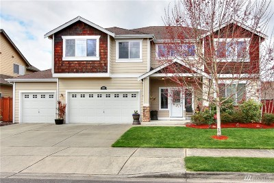 Orting Single Family Home For Sale: 1105 Van Ogle Lane NW