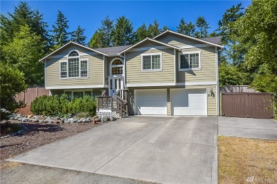 Coupeville Single Family Home For Sale: 543 Fort Ebey Rd