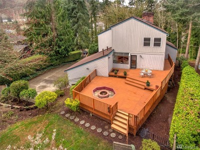 Single Family Home For Sale: 4210 181st Ave SE