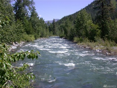 Chelan County, Douglas County Residential Lots & Land For Sale: 64 Sr 97 Blewett Pass Hwy