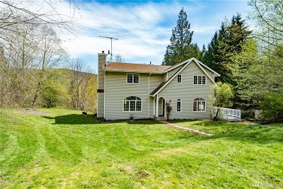 Issaquah Single Family Home For Sale: 17121 254th Ave SE