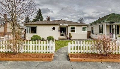 Lynden Single Family Home Pending: 306 14th St