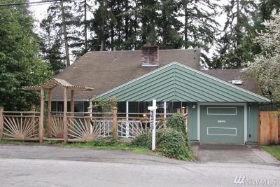 Shoreline Single Family Home For Sale: 739 N 179th St