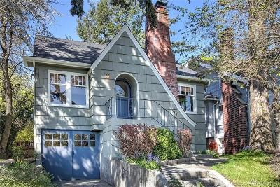 Seattle, Bellevue, Kenmore, Kirkland, Bothell Single Family Home For Sale: 5231 37th Ave NE