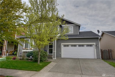 Thurston County Single Family Home For Sale: 6812 Bailey St SE