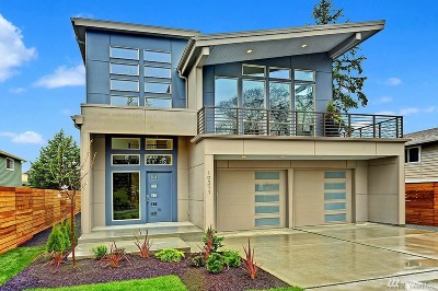 Shoreline Single Family Home For Sale: 19311 20th Ave NW