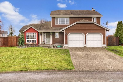 Spanaway Single Family Home For Sale: 21824 41st Avenue Ct E