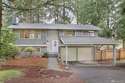 Renton Single Family Home For Sale: 14856 205th Ave SE