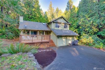 Port Orchard Single Family Home For Sale: 8415 SE McBreen Lane