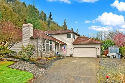 Renton Single Family Home For Sale: 15601 SE 157th St