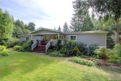 Bellingham Single Family Home For Sale: 1610 Galbraith Lane