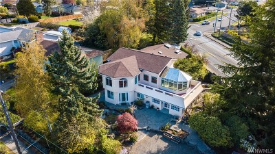 Tacoma Single Family Home For Sale: 1550 N Narrows Dr