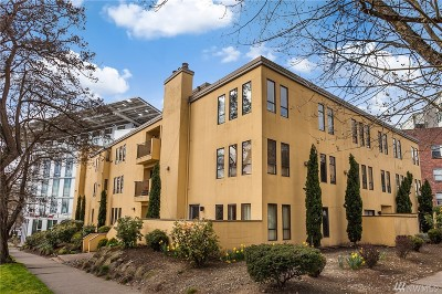 Seattle Condo/Townhouse Sold: 1516 E Pike St #302