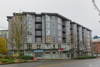 Condo/Townhouse Sold: 159 Denny Way Wy #612