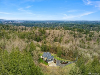 Issaquah Single Family Home For Sale: 26709 SE Old Black Nugget Rd