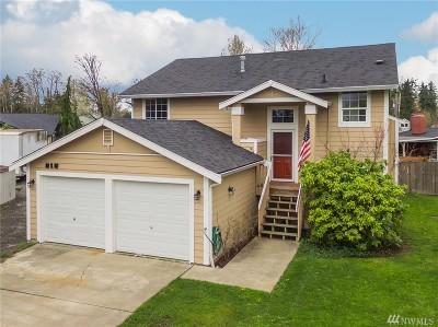 Tacoma Single Family Home For Sale: 315 96th St E