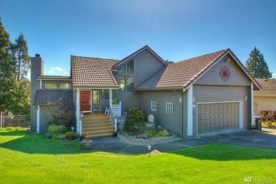 Tacoma Single Family Home For Sale: 3827 Nassau Ave NE
