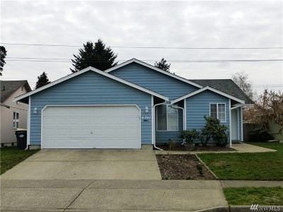 Lacey Single Family Home For Sale: 6201 58th Ave SE