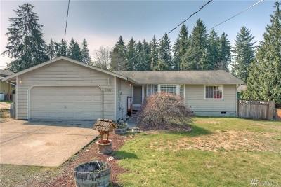 Sumner Single Family Home For Sale: 20818 Bonanza Dr E
